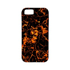 Fiery Ground Apple Iphone 5 Classic Hardshell Case (pc+silicone)