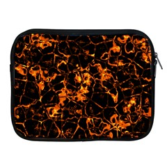 Fiery Ground Apple Ipad 2/3/4 Zipper Cases by Alisyart
