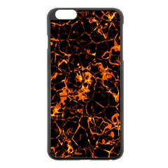 Fiery Ground Apple Iphone 6 Plus/6s Plus Black Enamel Case by Alisyart
