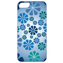 Geometric Flower Stair Apple Iphone 5 Classic Hardshell Case