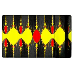 Hyperbolic Complack  Dynamic Apple Ipad 3/4 Flip Case by Alisyart