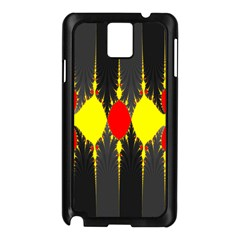 Hyperbolic Complack  Dynamic Samsung Galaxy Note 3 N9005 Case (black) by Alisyart