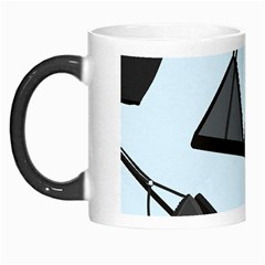 Grown Ups Guide To Underwear Opener Black Blue Morph Mugs by Alisyart