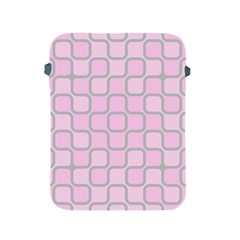 Light Pastel Pink Apple Ipad 2/3/4 Protective Soft Cases