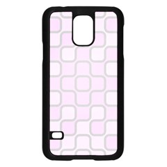 Light Pastel Pink Samsung Galaxy S5 Case (black) by Alisyart