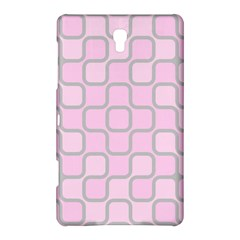 Light Pastel Pink Samsung Galaxy Tab S (8 4 ) Hardshell Case