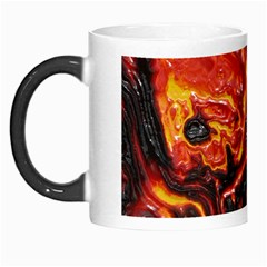 Lava Active Volcano Nature Morph Mugs by Alisyart