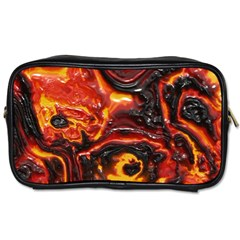 Lava Active Volcano Nature Toiletries Bags 2-Side