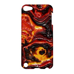 Lava Active Volcano Nature Apple iPod Touch 5 Hardshell Case