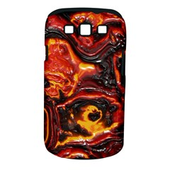 Lava Active Volcano Nature Samsung Galaxy S III Classic Hardshell Case (PC+Silicone)
