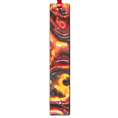 Lava Active Volcano Nature Large Book Marks by Alisyart