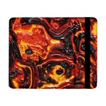 Lava Active Volcano Nature Samsung Galaxy Tab Pro 8.4  Flip Case Front