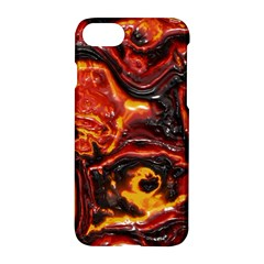 Lava Active Volcano Nature Apple Iphone 7 Hardshell Case