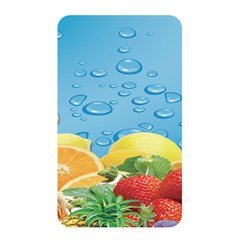 Fruit Water Bubble Lime Blue Memory Card Reader by Alisyart
