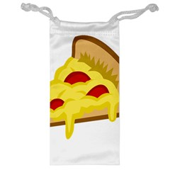 Pasta Salad Pizza Cheese Jewelry Bag