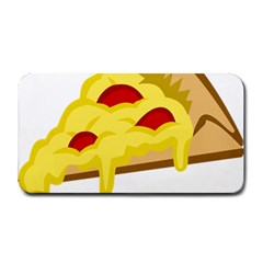 Pasta Salad Pizza Cheese Medium Bar Mats by Alisyart