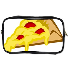 Pasta Salad Pizza Cheese Toiletries Bags 2 Side by Alisyart