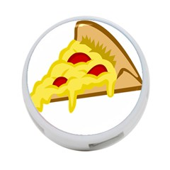 Pasta Salad Pizza Cheese 4 Port Usb Hub (two Sides)