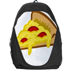 Pasta Salad Pizza Cheese Backpack Bag