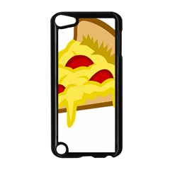 Pasta Salad Pizza Cheese Apple Ipod Touch 5 Case (black) by Alisyart
