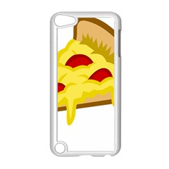 Pasta Salad Pizza Cheese Apple Ipod Touch 5 Case (white) by Alisyart