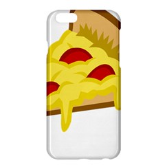 Pasta Salad Pizza Cheese Apple Iphone 6 Plus/6s Plus Hardshell Case by Alisyart