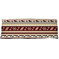 Pattern Tribal Triangle Body Pillow Case (dakimakura)
