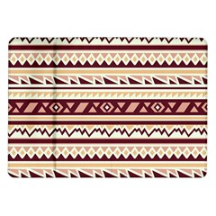 Pattern Tribal Triangle Samsung Galaxy Tab 10 1  P7500 Flip Case