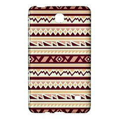 Pattern Tribal Triangle Samsung Galaxy Tab 4 (7 ) Hardshell Case  by Alisyart