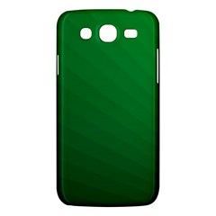 Green Beach Fractal Backdrop Background Samsung Galaxy Mega 5 8 I9152 Hardshell Case  by Simbadda
