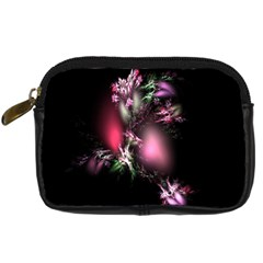 Colour Of Nature Fractal A Nice Fractal Coloured Garden Digital Camera Cases by Simbadda