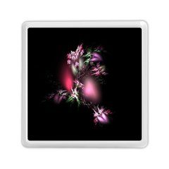 Colour Of Nature Fractal A Nice Fractal Coloured Garden Memory Card Reader (square)  by Simbadda
