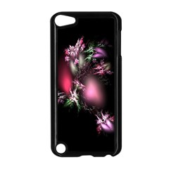 Colour Of Nature Fractal A Nice Fractal Coloured Garden Apple Ipod Touch 5 Case (black) by Simbadda