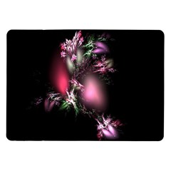 Colour Of Nature Fractal A Nice Fractal Coloured Garden Samsung Galaxy Tab 10 1  P7500 Flip Case by Simbadda
