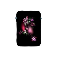 Colour Of Nature Fractal A Nice Fractal Coloured Garden Apple Ipad Mini Protective Soft Cases by Simbadda
