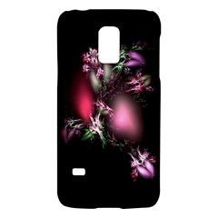 Colour Of Nature Fractal A Nice Fractal Coloured Garden Galaxy S5 Mini by Simbadda