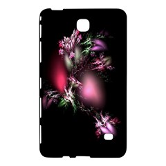 Colour Of Nature Fractal A Nice Fractal Coloured Garden Samsung Galaxy Tab 4 (7 ) Hardshell Case  by Simbadda