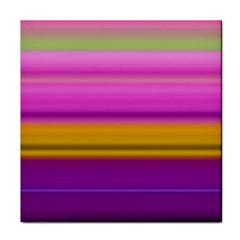 Stripes Colorful Background Colorful Pink Red Purple Green Yellow Striped Wallpaper Tile Coasters