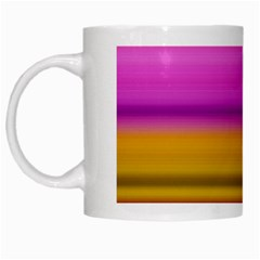 Stripes Colorful Background Colorful Pink Red Purple Green Yellow Striped Wallpaper White Mugs