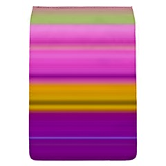Stripes Colorful Background Colorful Pink Red Purple Green Yellow Striped Wallpaper Flap Covers (s)  by Simbadda