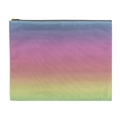 Watercolor Paper Rainbow Colors Cosmetic Bag (xl) by Simbadda