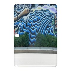 Mural Wall Located Street Georgia Usa Samsung Galaxy Tab Pro 10 1 Hardshell Case