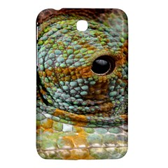Macro Of The Eye Of A Chameleon Samsung Galaxy Tab 3 (7 ) P3200 Hardshell Case  by Simbadda
