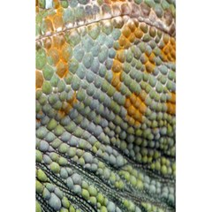 Macro Of Chameleon Skin Texture Background 5 5  X 8 5  Notebooks by Simbadda