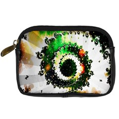 Fractal Universe Computer Graphic Digital Camera Cases by Simbadda
