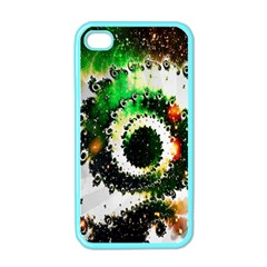 Fractal Universe Computer Graphic Apple Iphone 4 Case (color)