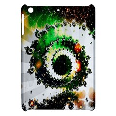 Fractal Universe Computer Graphic Apple Ipad Mini Hardshell Case by Simbadda