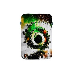 Fractal Universe Computer Graphic Apple Ipad Mini Protective Soft Cases by Simbadda