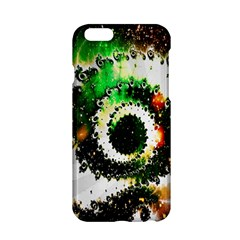 Fractal Universe Computer Graphic Apple Iphone 6/6s Hardshell Case by Simbadda