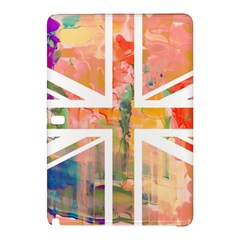 Union Jack Abstract Watercolour Painting Samsung Galaxy Tab Pro 10 1 Hardshell Case by Simbadda